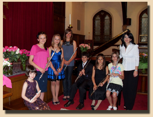 Flute, saxophone, or recorder lessons in  Gainesville  Fl
